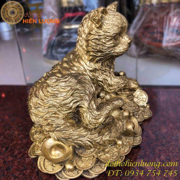 Tượng Mèo Phong Thủy