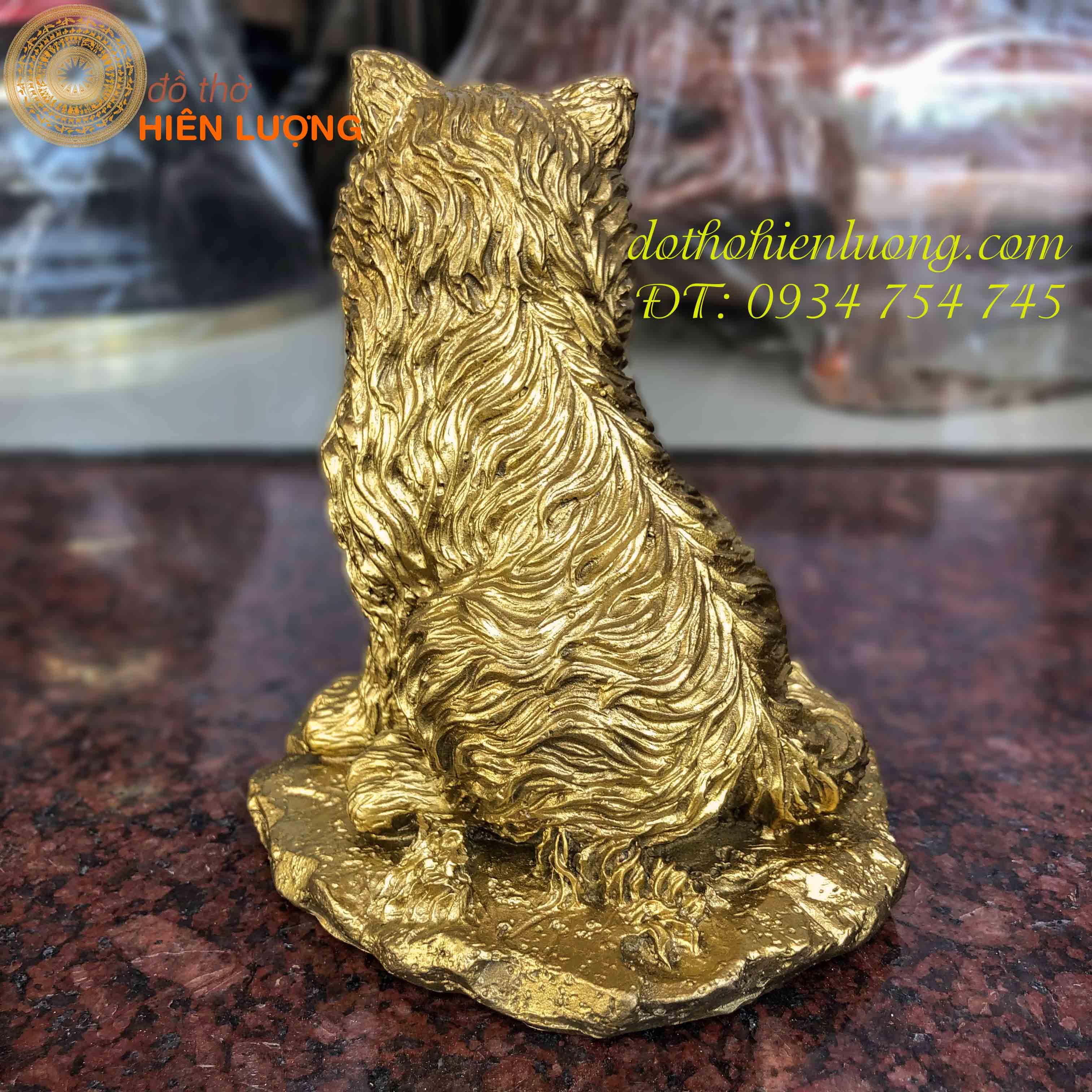 Tượng Mèo Phong Thủy Có Ý Nghĩa Gì