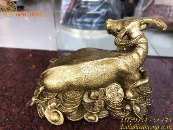Trâu Đồng Phong Thủy