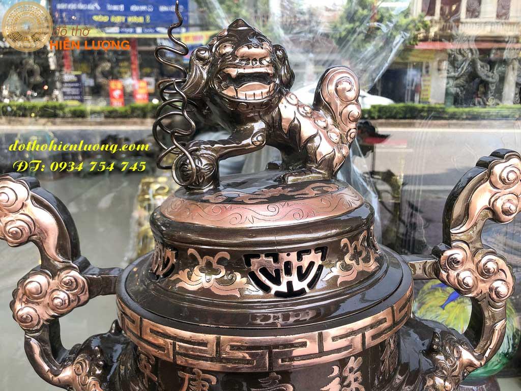 Đỉnh 70 Đồng Đỏ Phúc-Lộc-Thọ-Khang-Ninh