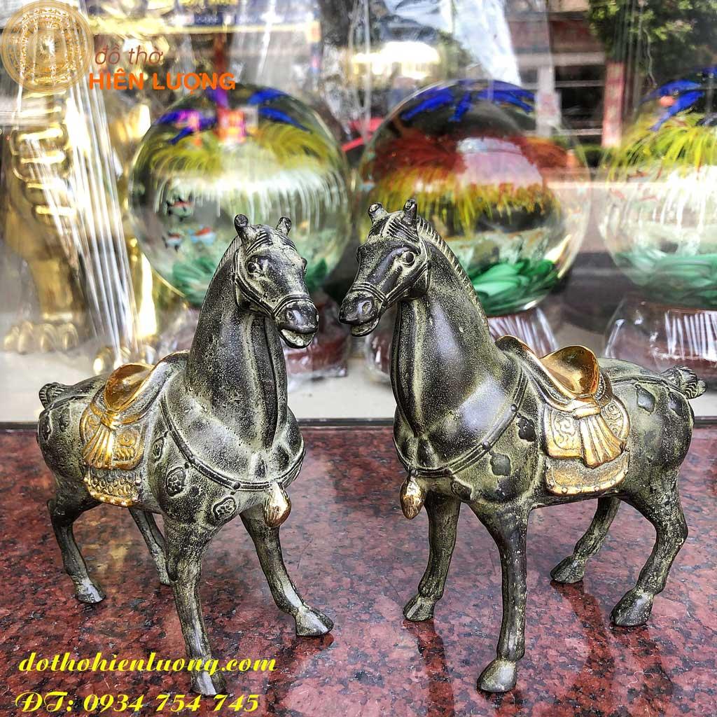 Tượng Ngựa Phong Thủy