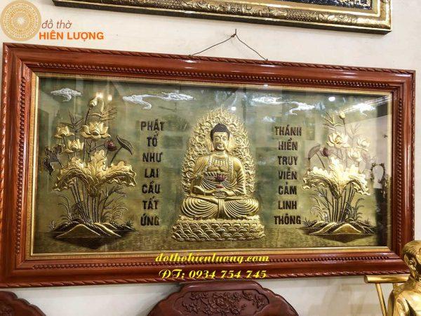 Tranh Phật Tổ Như Lai