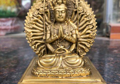 Tượng Phật Bà Nghìn Tay