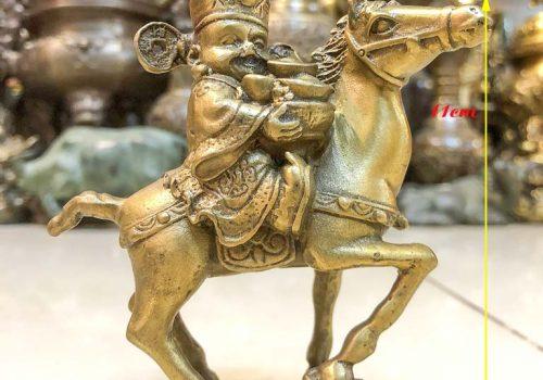 Bát Giới Cưỡi Ngựa Tài Lộc