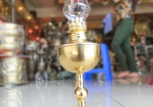 Đèn Dầu Thờ Bằng Đồng