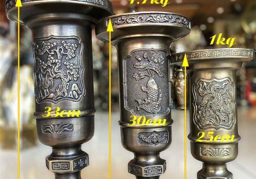 Có nên dùng ống hương bằng đồng