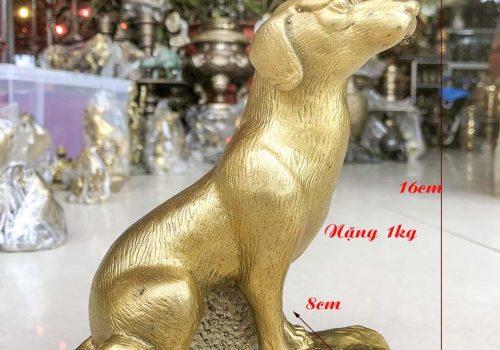 Tượng chó phong thủy