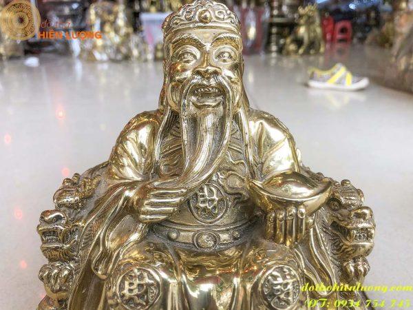 Ông Thần Tài Bằng Đồng